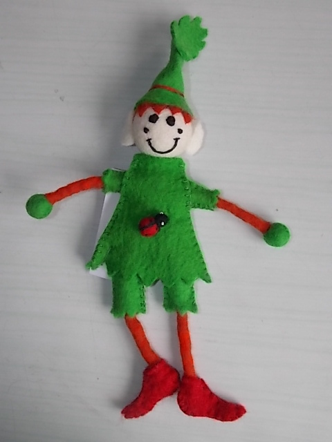mr ladybird elf