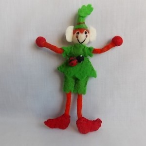 mr ladybird elf small