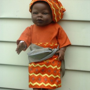 african dolls clothes