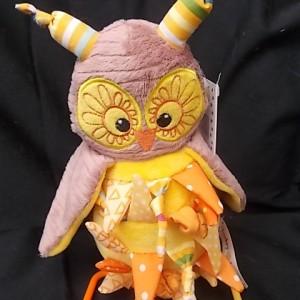 tactile owl fawn
