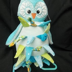 tactile owl blue