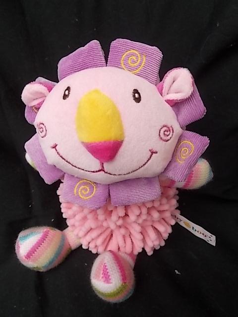 tactile lion pink