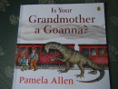 talking book is your grandmother a goanna