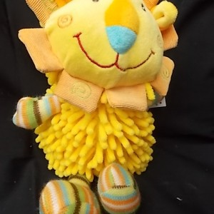 tactile lion yellow
