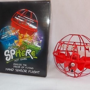 flying sphere