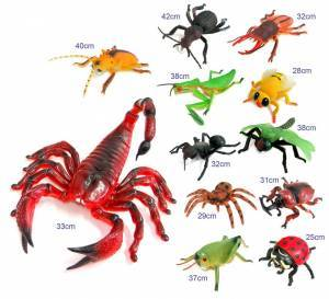 giant insects set of 12