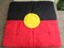 aboriginal flag baby floor mat