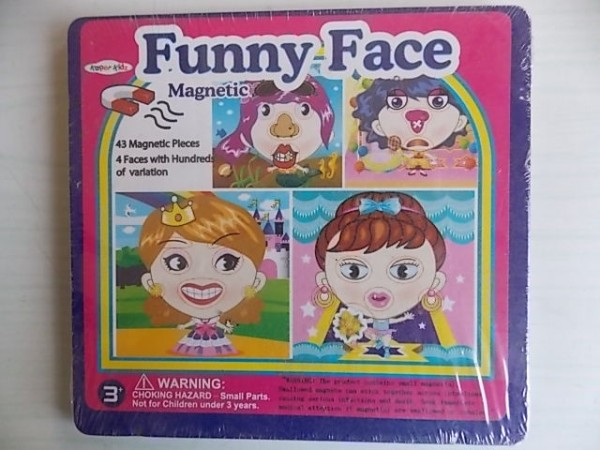 funny faces girl