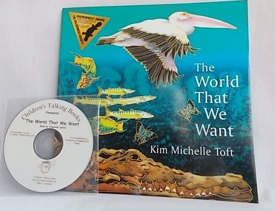 talking book the world that we want