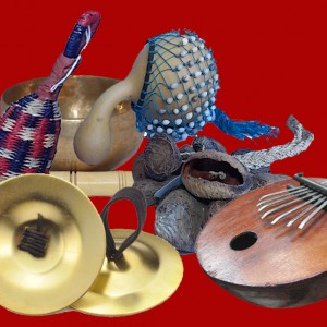 Multicultural Musical Instruments