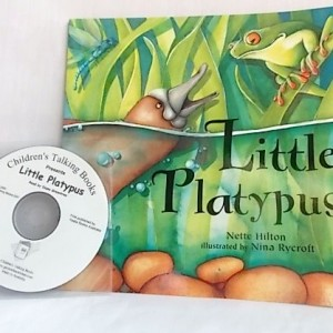 little platypus talking book