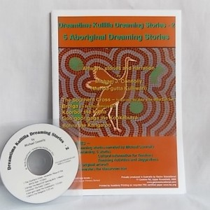 dreamtime kullilla talking book 2
