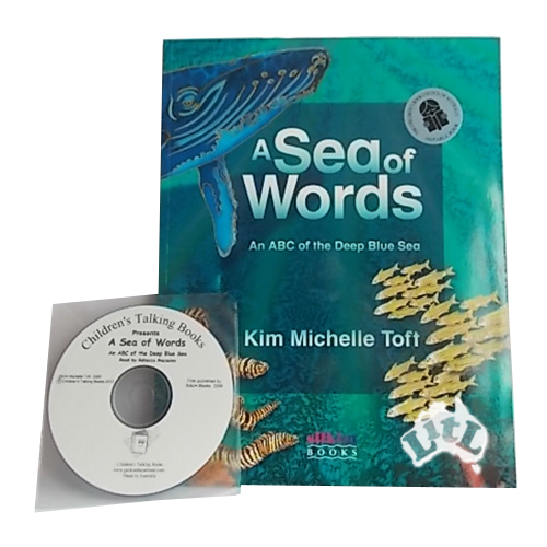 a sea of words talking book