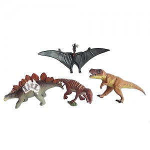 dinosaur plastic animal set 2