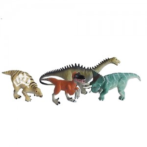 dinosaur plastic animal set 1