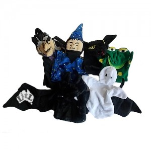 fairytale hand puppets