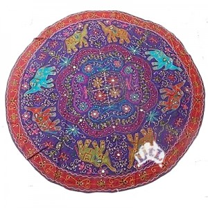 round table cover large