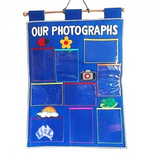 our photographs wall chart