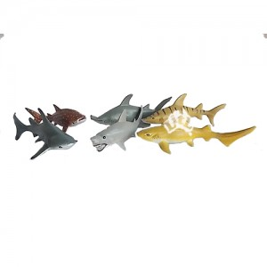 shark plastic set