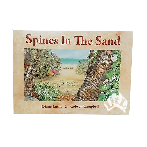 Spines_In_The_Sand_Aboriginal_Book_LitL