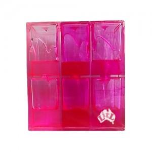 triple pink ooze liquid timer