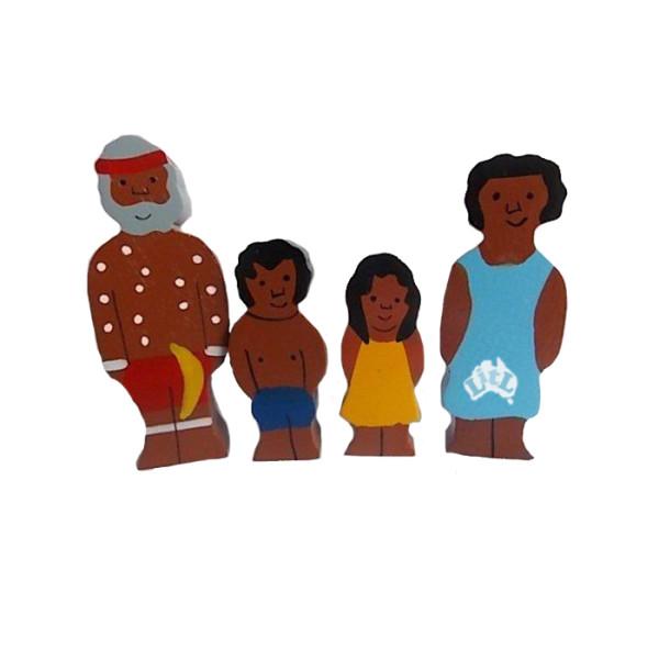 aboriginal fmily set