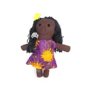aboriginal girl doll