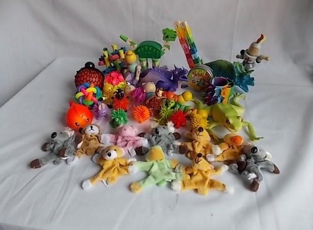 set 40 sensory fidget toys