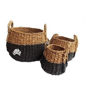 Woven Baskets & Place Mats