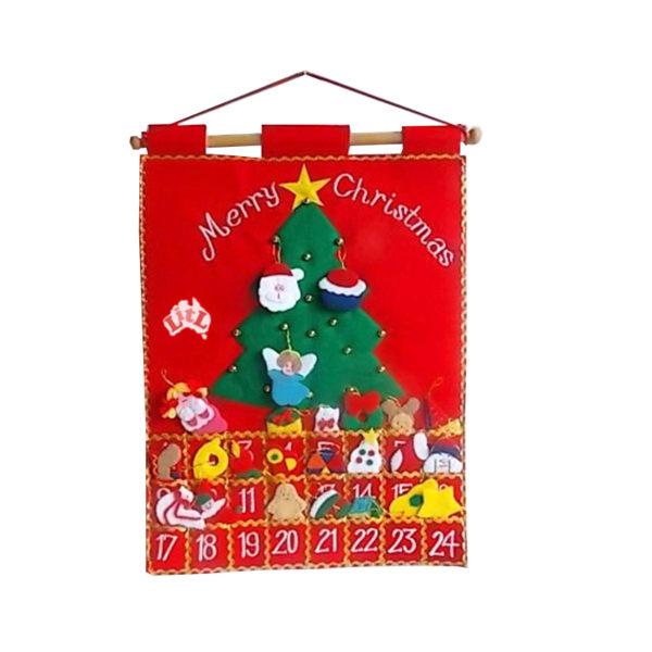 merry christmas countdown chart