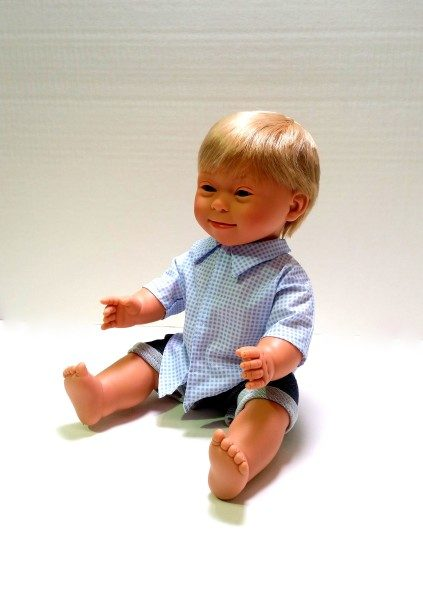 down syndrome doll