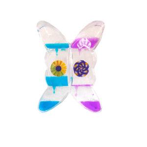 butterflyshape liquid timer