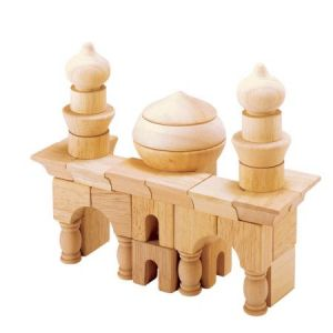 arabian blocks wooden
