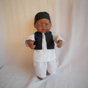 doll's clothes muslim boy