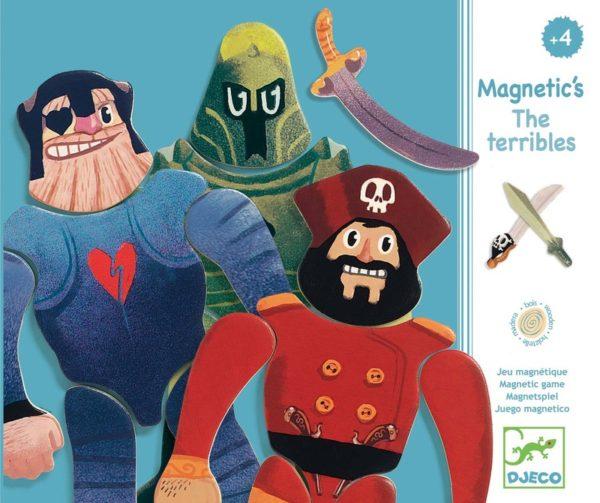 magnetic villains