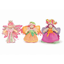 garden fairies doll house dolls