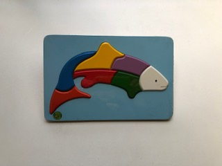 fish raised puzzle