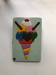 ice cream raised puzzle