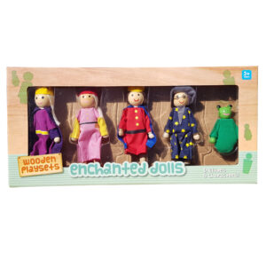 enchanted doll house dolls